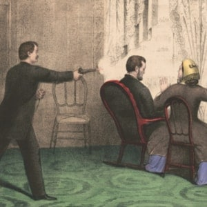 The Anniversary of the Assassination of Abraham Lincoln