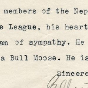 """Despite Being Shot, Theodore Roosevelt is, Reportedly, """"Hearty as a Bull Moose"""""""