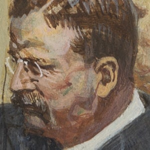Theodore Roosevelt in '12
