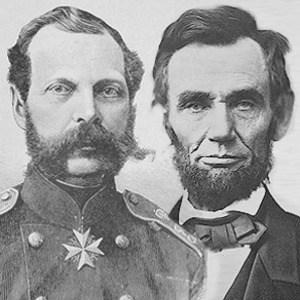 The Tsar and the President: Alexander II and Lincoln, Liberator and Emancipator