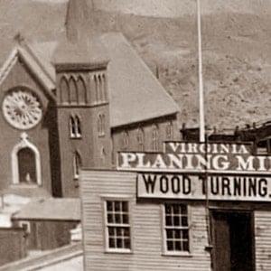 Samuel Clemens – Mark Twain – Arrives in Nevada