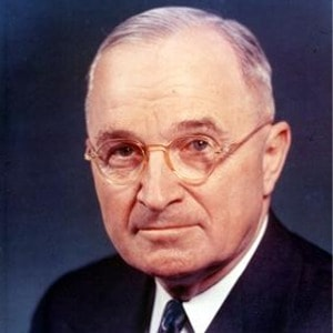 Portrait of President Harry S. Truman. Harry S. Truman Library & Museum. Accession Number: 58-766-09.