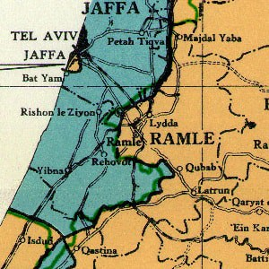 The Anniversary of the United Nations Resolution Creating a Jewish State